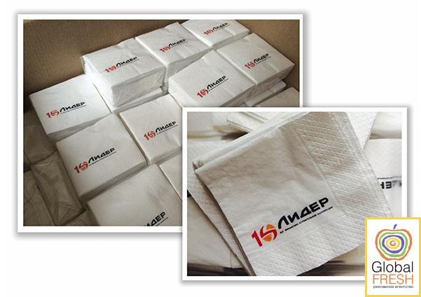 Производство пакета с логотипом cookandbakeru